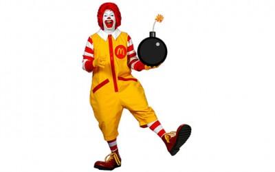 Мекдоналс, 10 недели подоцна