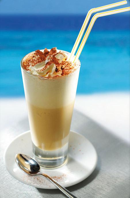 Капучино во мраз (Cappuccino on ice)