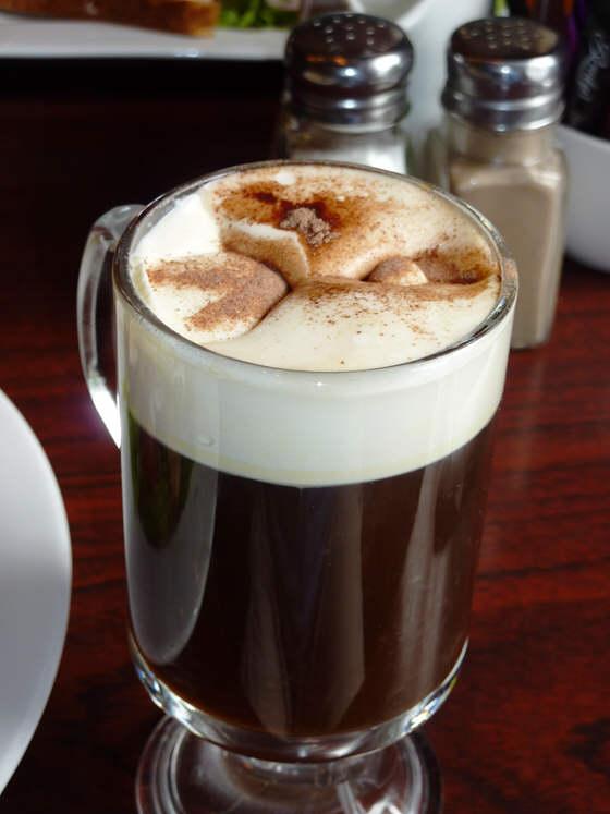 Ирско кафе