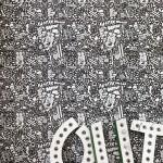 (9) 10 кул црно бели тапети