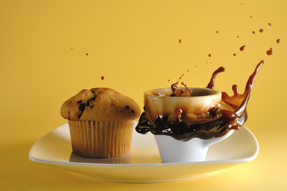 Фотографии од најинтересните распрскувања на кафе
