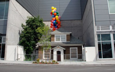 Куќи на несоодветни места