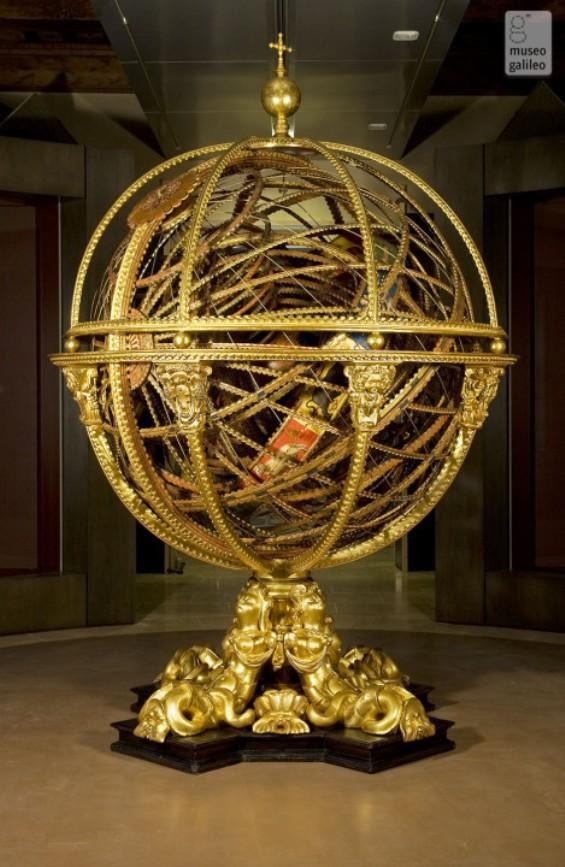 """Што има во музејот """"Галилео"""" во Фиренца?"""