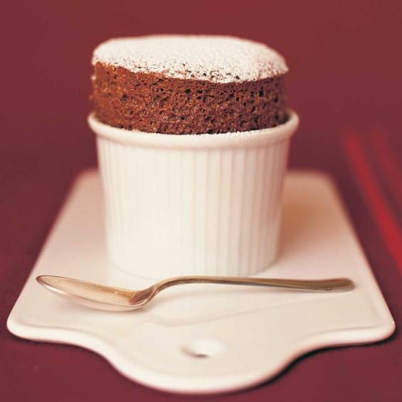 Суфле со кафе
