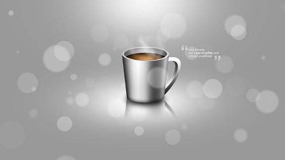 Кафе-позадина за вашиот десктоп #3