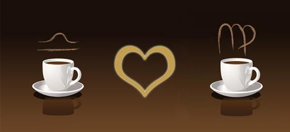 Вага и девица – љубовна комбинација