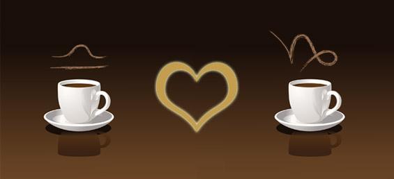 Вага и јарец – љубовна комбинација