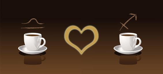 Вага и стрелец – љубовна комбинација