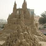 Фантастични песочни замоци