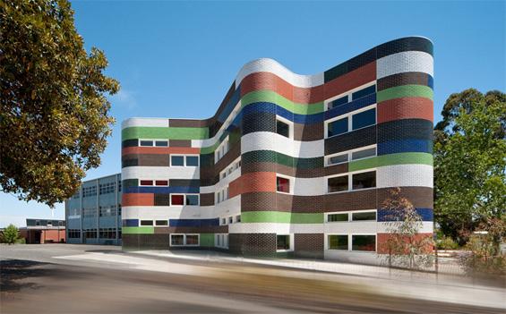 Кој не би сакал да учи во вакво училиште?