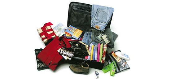 Како да се спакувате за вашето патување