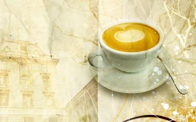 Кафе-позадина за вашиот десктоп #8