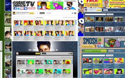 Најпопуларните канали на Јутјуб