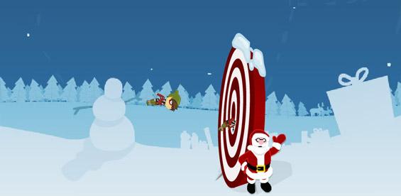 Флеш игра: Божиќен топ
