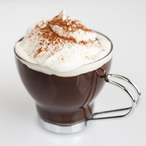Виенско топло чоколадо