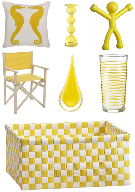 Трендови во внатрешното уредување: лимон-жолто
