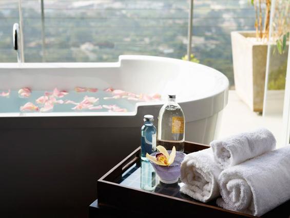 Претворете ја вашата бања во спа центар