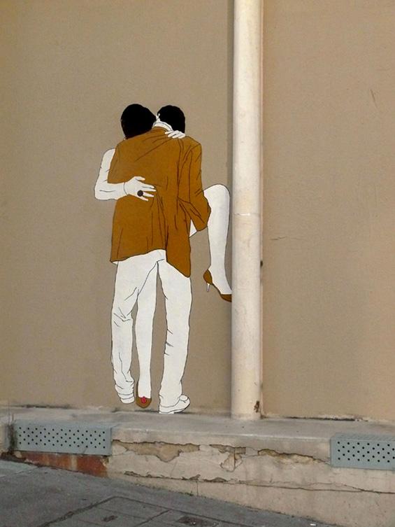 Страсни бакнежи низ француските улици