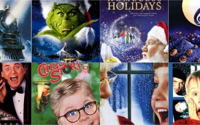 Најубавите новогодишни и божиќни филмови