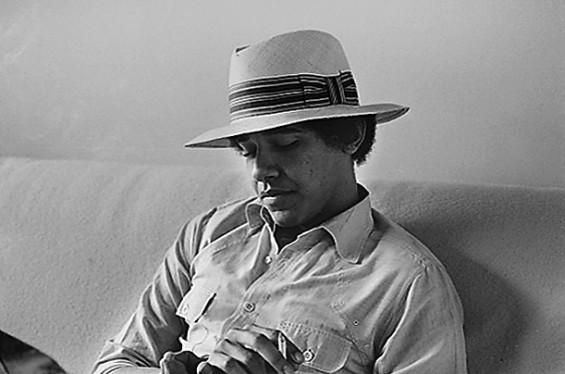 Обама во студентските години
