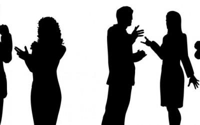 Разговори што треба да се направат лице во лице