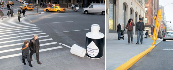 Реклами на улица
