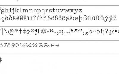 Уметност на машина за пишување