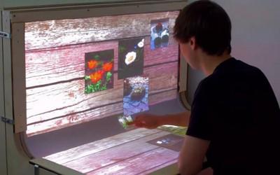 BendDesk - работна маса и монитор во едно
