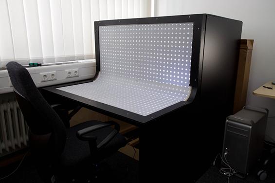 (2) BendDesk - работна маса и монитор во едно