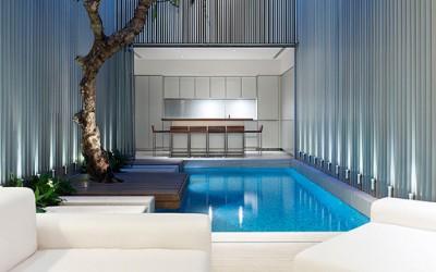 Модерна и минималистичка куќа