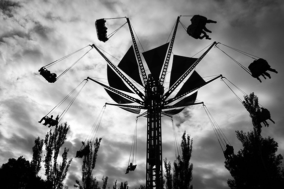 (20) Неверојатни црно-бели фотографии