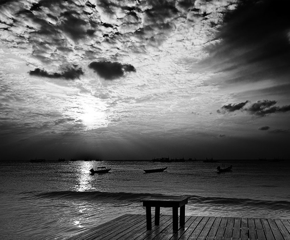 (23) Неверојатни црно-бели фотографии