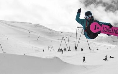 Почувствувајте ги брановите на вашиот нов сноуборд оваа сезона