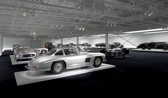 (4) Во гаражата на Ралф Лорен