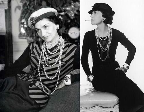 10 модни совети од Коко Шанел