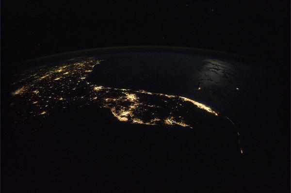 (15) Планетата Земја одозгора - поглед од ISS