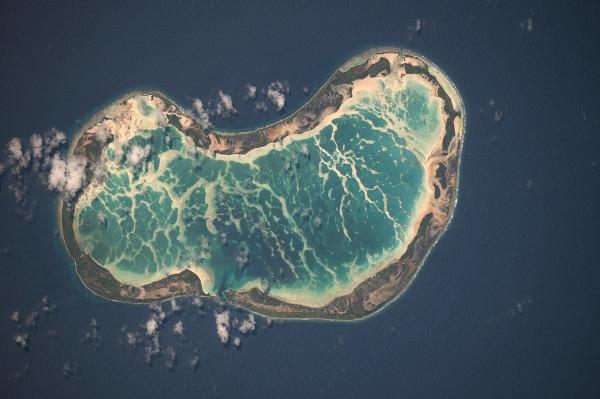 (7) Планетата Земја одозгора - поглед од ISS