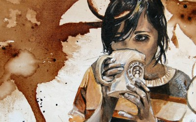 Кафе-позадина за вашиот десктоп #21