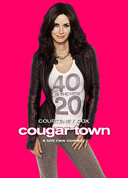 Градот на пумите (Cougar Town)
