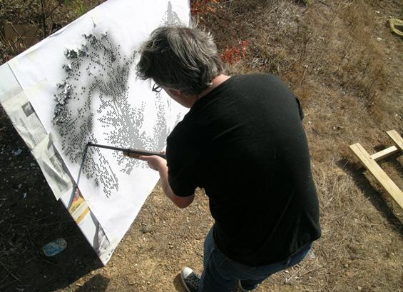 Уметничко пукање со пушка