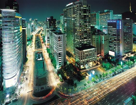 Модерната архитектура на Азија