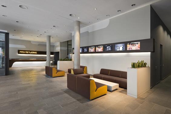 """Ултра модерните канцеларии на """"MTV"""" во Берлин"""
