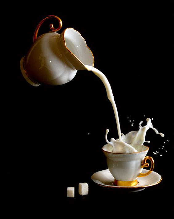 Млеко заробено во времето