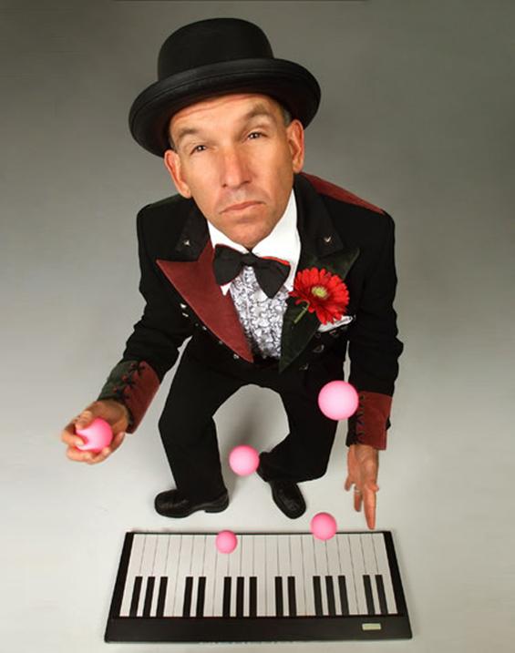 Пијано жонглер
