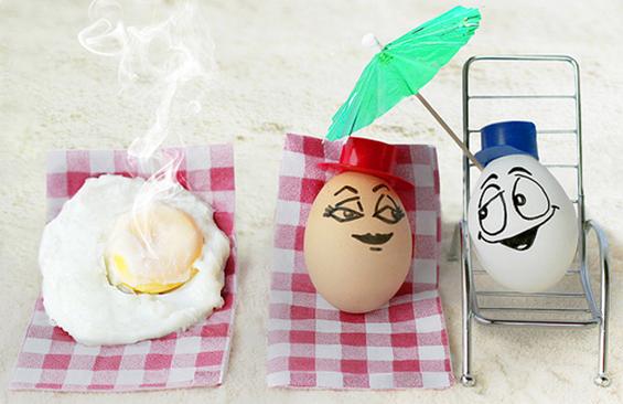 (16) Што сé можете да направите со вашите јајца?