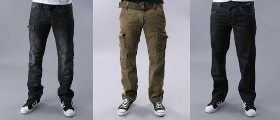 Како треба да се облекуваат слабите мажи