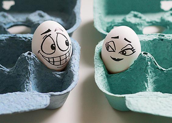 (4) Што сé можете да направите со вашите јајца?