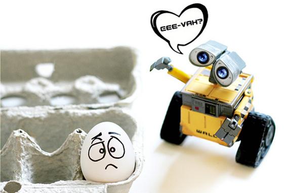(6) Што сé можете да направите со вашите јајца?