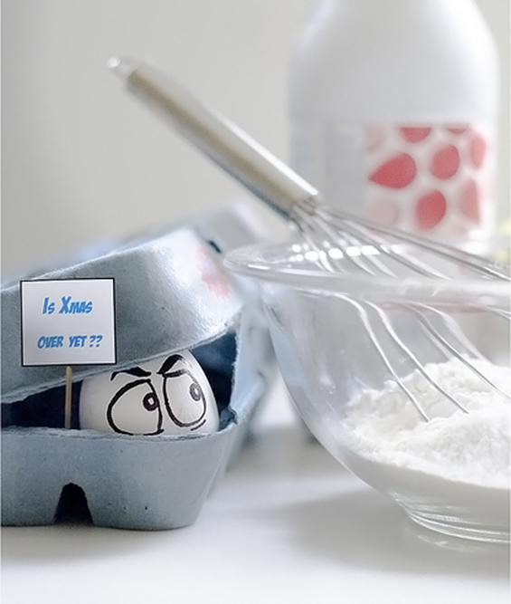 (8) Што сé можете да направите со вашите јајца?