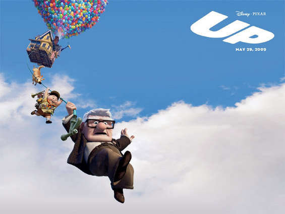 """Вистинска летечка куќа како во """"Up"""""""